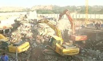 Hyderabad building collapse: Death toll rises to 11, building owner arrested