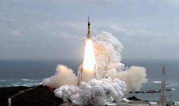 Japan launches space junk collector vessel 'Kounotori' into orbit to clear clutter