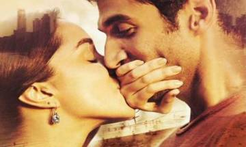 Ok Jaanu Poster revealed, Shraddha Kapoor-Aditya Roy Kapoor seen cuddling each other