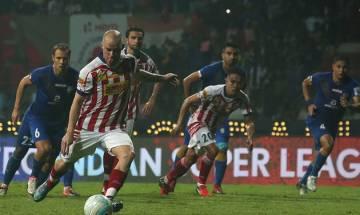 Indian Super League 2016: Atletico de Kolkata defeat Mumbai City FC 3-2 in first leg of Semi-finals