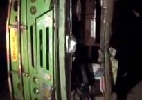 6 dead, 25 injured after a bus overturns in Bihar's Nalanda, CM Nitish announces Rs 4 lakh compensation