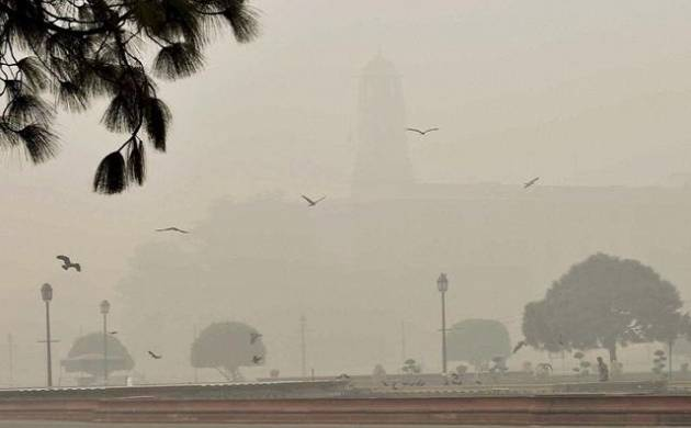 Air pollution may weaken working of blood vessels in lungs ( source: PTI)