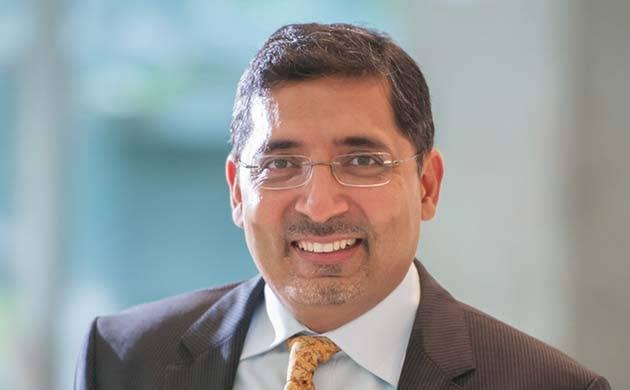 GCPL Managing Director Vivek Gambhir