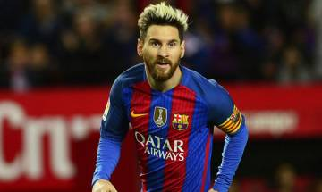 Lionel Messi at double as Barcelona cruise to win over Osasuna
