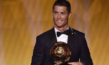 Real Madrid Galactico Cristiano waits 4th Ballon d'Or