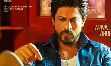 SRK vows no Pakistani actor will come to India for 'Raees' promotion