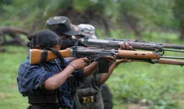 Villager killed in crossfire between security forces, Naxals in Chhattisgarh: police