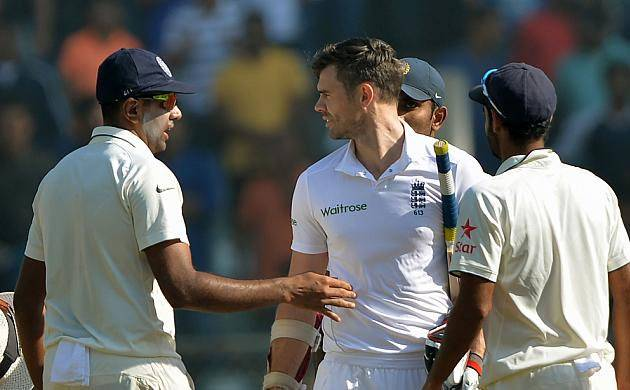 Captain Kohli pays back to James Anderson in style
