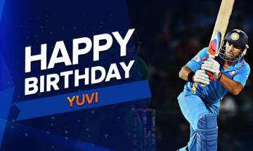 Kaif, Jadeja wish 'Comeback King' Yuvraj Singh on his birthday