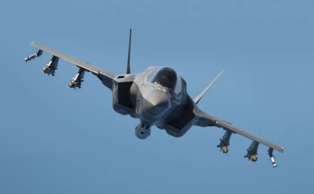 Israel's F-35 fighter jets (File photo)
