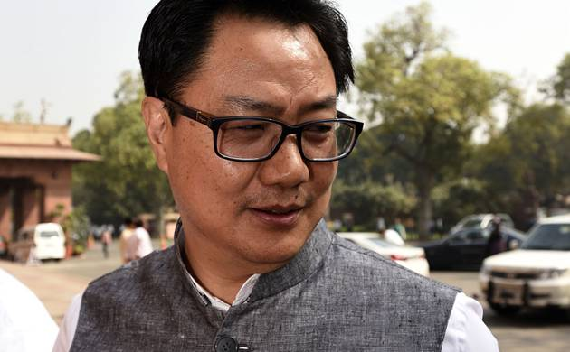 Don't know why people are taking it seriously, Kiren Rijiju on alleged hydro project scam in Arunachal