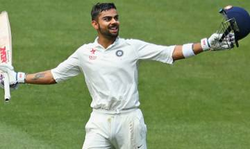 Virat Kohli rises to second position in ICC rankings after winning series against England