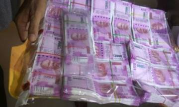 Railway police seizes Rs 4.49 lakh with new notes from Ambala Cantt railway station