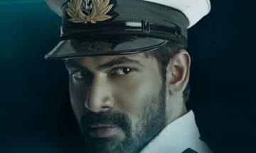 'The Ghazi Attack' First Look: Rana Daggubati sets temperature soaring as a naval Officer