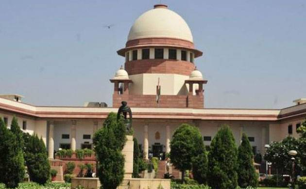 A file photo of the Supreme Court.