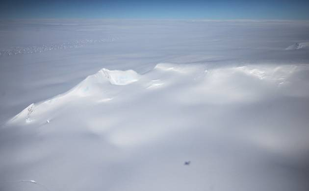 Antarctic Ice Sheet plays major role in regional and global climate change: scientists (Getty)