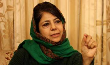 PDP-BJP coalition wants Kashmir Police Service officers to be at par with IPS: Mehbooba