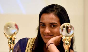 Badminton-star Sindhu rules Google trends from India, second only to Trump