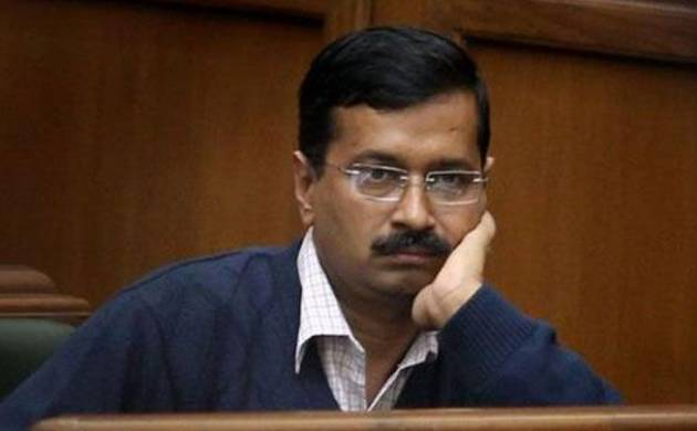 A file photo of Delhi Chief Minister Arvind Kejriwal (PTI Photos)