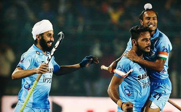 India beat Australia in penalty shoot-out