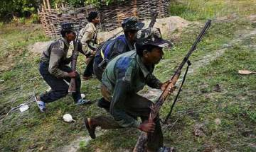 Chhattisgarh: Naxal gunned down in an encounter with security forces in Bijapur district