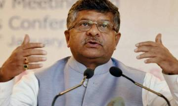 Ravi Shankar Prasad equates demonetisation woes with labour pain which will result in 'joy'