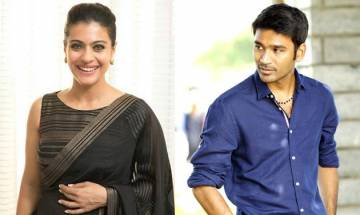 Kajol to make comeback in Tollywood after 20 years with Dhanush starrer 'VIP 2'