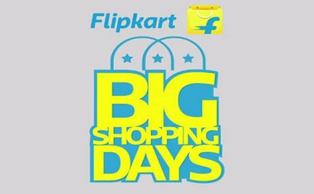 After scoring big with Big Billion Days sale, Flipkart gears up for its 'Big Shopping Days' sale between December 18 and 21. (Source : GrabSparks)