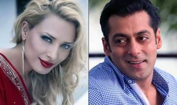 What's cooking? Salman Khan spotted with rumoured girlfriend Lulia Vantur