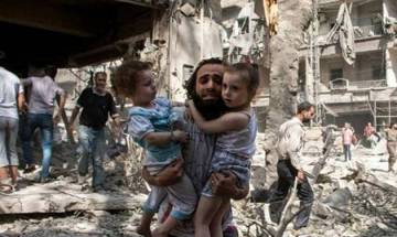 United Nations Security Council to vote on deploying observers in Aleppo today
