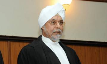 President clears appointment of Justice Jagdish Singh Khehar as next CJI