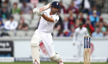 Chennai Test: England captain Alastair Cook completes 11,000 runs, joins elite list of batsmen