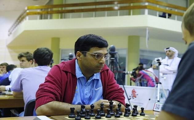 Vishwanathan Anand - File Photo