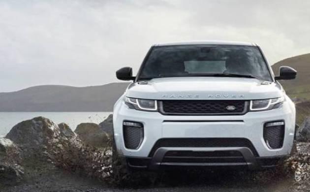 JLR Range Rover - File Photo