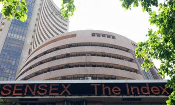 Sensex ends at two-week low for 5th day in a row
