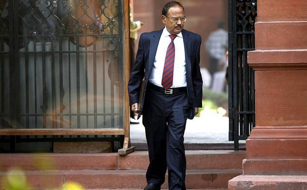 A file photo of NSA Ajit Doval. (Getty Images)