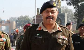 India should 'shun enmity' and join CPEC, says Pak General Amir Riaz