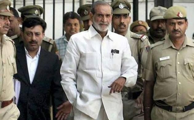 Congress leader Sajjan Kumar (Pic: PTI)