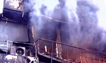 Watch Video | Fire breaks out at a hotel in Maharashtra's Gondia, at least 7 killed