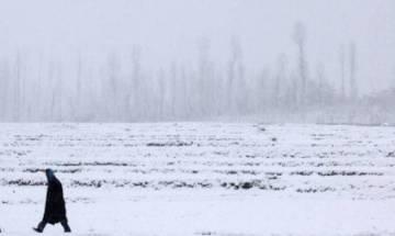 Srinagar: Chillai-Kalan the harshest 40-day period of winter in Kashmir begins