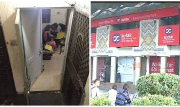 Delhi: I-T dept seizes Rs 39 cr from 9 fake accounts in Kotak Mahindra's KG Marg Branch; Bank denies allegations