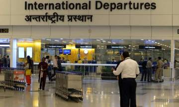 Foreign national with about Rs 54 L in new notes intercepted at IGIA