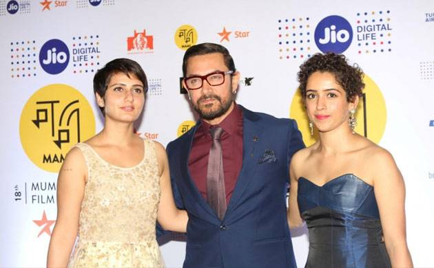 Sanya Malhotra shares her working experience with Aamir Khan in 'Dangal'