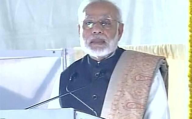 A file photo of prime minister Narendra Modi.
