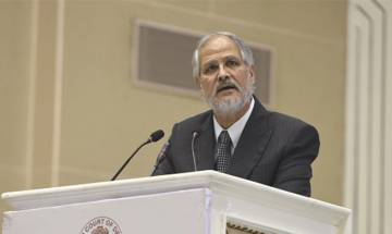 I had on earlier occasion too offered to resign but PM asked me to carry on: Delhi LG Najeeb Jung
