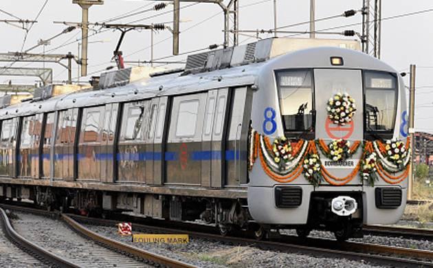 Delhi Metro (Image Source: Getty)