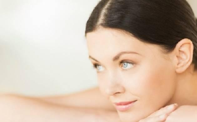 Secrets to blemish-free skin ( file photo)