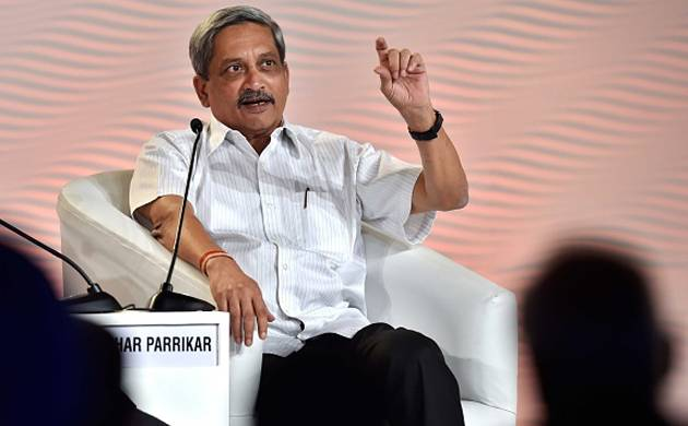 Defence Minister Manohar Parrikar (Image Source: Getty)