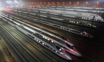 China begins construction of private funded high-speed railways