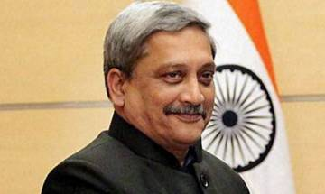 'Could not sleep a wink the night army carried out surgical strikes', says Manohar Parrikar